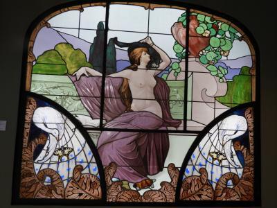 中世に出会う旅、その8.  アールヌーヴォーを満喫したナンシー 2.