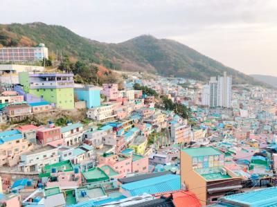 1泊2日で週末海外!母&娘で行く『釜山旅行』。