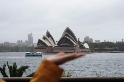 カンタス航空でシドニーへ ①初搭乗記とメトロホテル・マーローシドニーセントラル