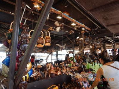 amazing THAILAND! (2)スワンナプーム国際空港からツアーに参加して、まずはココナッツファームへ・・・