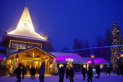 フィンランドひとり旅②『サンタの街へやってきた』