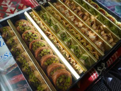 美食の街ガジアンテップで念願のフード・ツーリズム~絶品バクラワとケバブと、懐かしい風景を求めて~