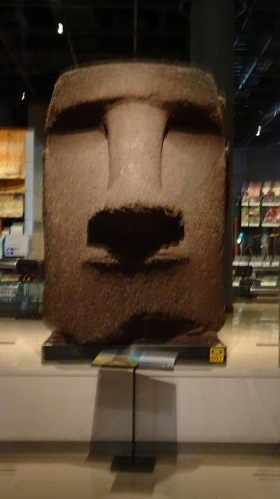 大阪万博が決まったので、紅葉の万博公園へ 国立民族学博物館 その3。