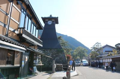 城崎温泉と城下町の出石へ 1泊2日の旅   但馬の小京都、出石を散策