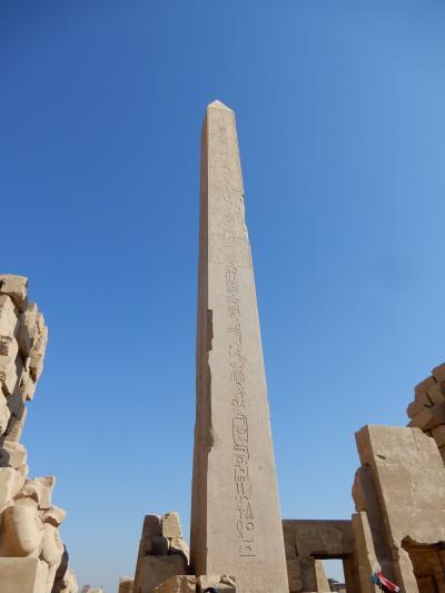 エジプト横断旅 初アフリカ大陸に降りた