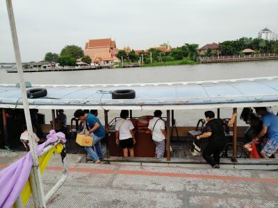 バンコクで6泊しました/バンコクから一番近い島・クレット島に行ってきました