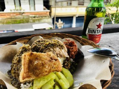 《3日目》「食べて、spaして、また食べて」 Bali,Ubud 2018