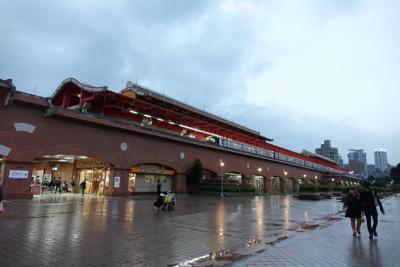 2018年11月  台北訪問記  2  ②  台湾の横浜、淡水へ