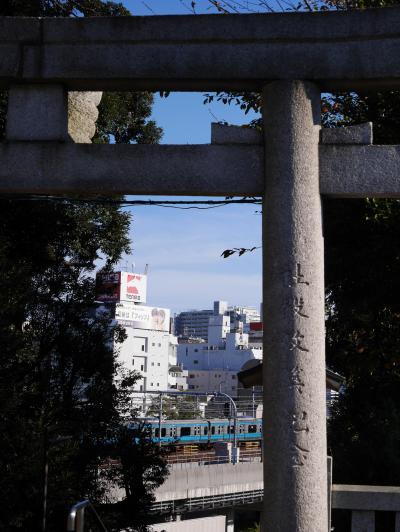 【東京】赤羽八幡神社へ行ってみた