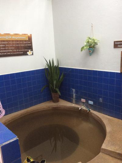 チェンマイ県ファーン群のファーン温泉へ行った話