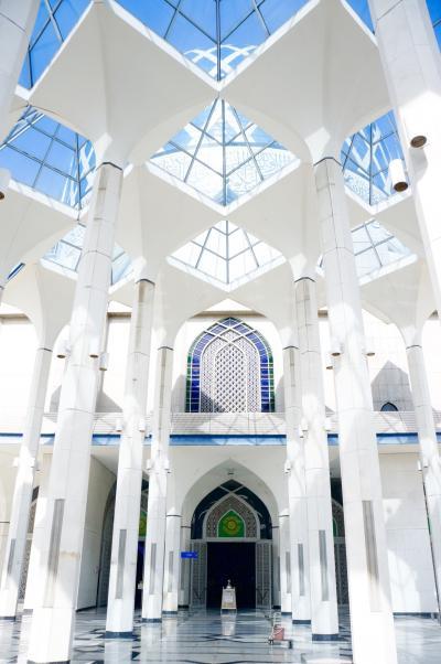 アラフィフ姉妹のブルーモスクとローカルグルメの旅 クアラルンプール編