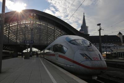 2018年10月 タリス・ICEで行くフランス・オランダ・ドイツ・ベルギー鉄道の旅(8)  ベルギー移動編