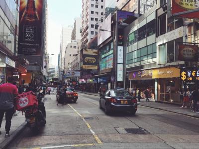 インターコンチネンタル香港泊。リピーター香港♪ 街歩き&ショッピング