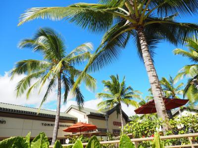 ひとりぼっちの初ハワイ Day2