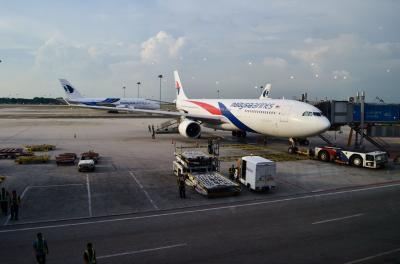 結婚するぜ!in タイランド Part 2 - マレーシア航空ビジネスクラス クアラランプール→バンコク