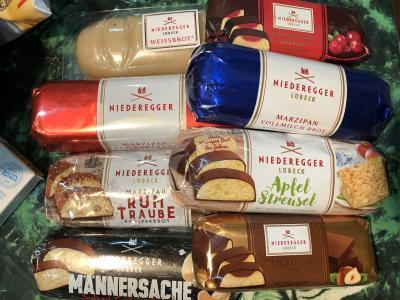 南ドイツの旅お土産編(食品)