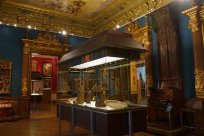 無料航空券で年末マドリード旅行 その9 午後からのマドリード観光は無料で美術館三昧!