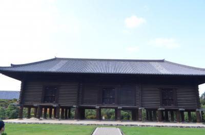 正倉院、興福寺、奈良町