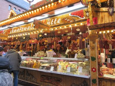 メルヘンの世界に飛び込んできた。ドイツ・クリスマスマーケットを満喫の旅【4~①】 ~フランクフルトのクリスマスマーケット~