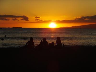 なんと11回目のハワイも娘と合流Vol.4(ハワイ7日目~日目)