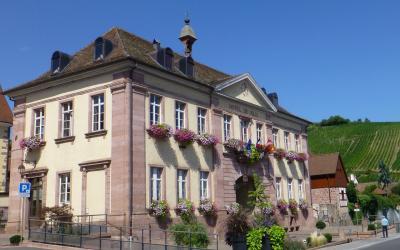 2015夏 南ドイツとチロル、アルザスの旅13:リクヴィール