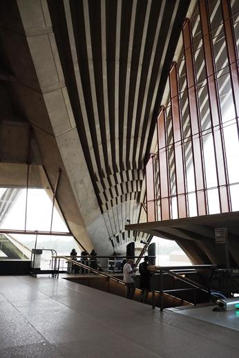 カンタス航空でシドニーへ ③オペラハウス見学など