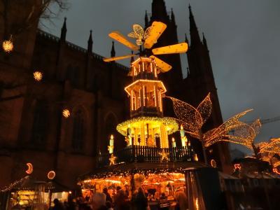 2018年 2度目のドイツクリスマスマーケット  part1