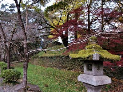 2017年11月 九州紅葉めぐり その3 筑前の小京都・秋月の散歩