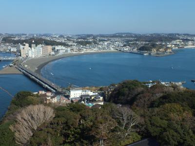 江ノ島日帰りの旅