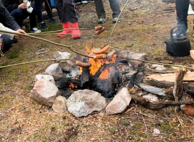 2018.9フィンランド職員旅行5-シモ湖の休日1 Kaukomaaに3泊 ベリー摘み