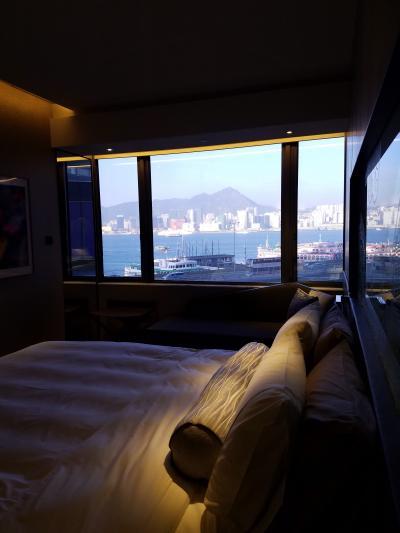 ANAマイルで行く★「ホテルVICオンザハーバー」に泊まる香港【おてごろな新築ハーバービューホテルでリラックス】