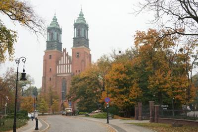 紅葉で黄金に輝く秋のポーランド堪能旅行 【5】ポズナン ポーランドの始まりはポズナンから