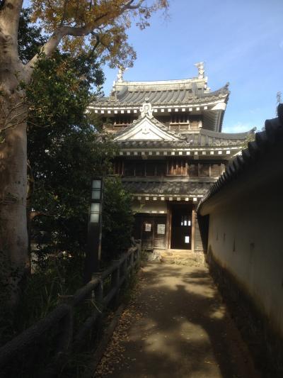 京ヶ野ゴルフから西尾城へ