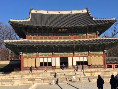 朝鮮王家の世界遺産 昌徳宮(秘苑の日本語ツアー含む)と昌慶宮