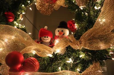 パディントン&小パディントン クリスマスのハワイへ行く のんびりハレクラニ滞在記①