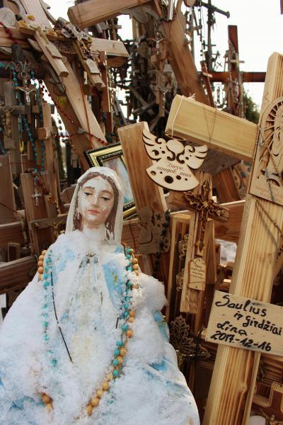 中世の薫り漂うバルト三国とバルト海の乙女フィンランド8日間【3】リガの邸宅ホテルEUROPA ROYALE とリトアニアの聖地「十字架の丘」