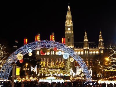 本場!クリスマスマーケット!!Vienna