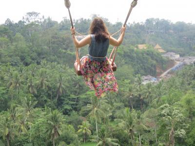 バリ島家族旅行 コートヤード・バリ・ヌサ・ドゥア・リゾート の休日