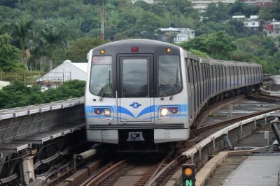2018年11月  台北訪問記  3  ①  台北MRTと路線バスで士林往復。