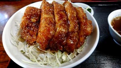 今週は、長野県へ出没!伊奈市のソースかつ丼「田村食堂」