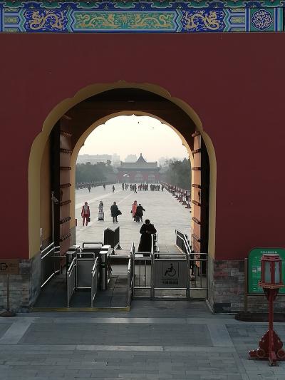 天津航空、中国高鉄で行く北京弾丸1人旅