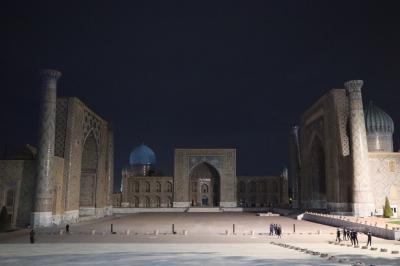 ウズベキスタン3泊6日の旅④~サマルカンド~