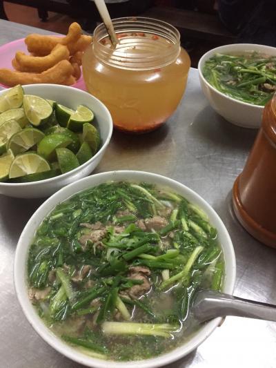 念願のハノイでベトナム料理を食べる旅 1日目
