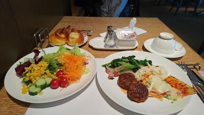 福岡市の昼食ビュッフェPart3 ホテルオークラ福岡 オールデイダイニングカメリア編