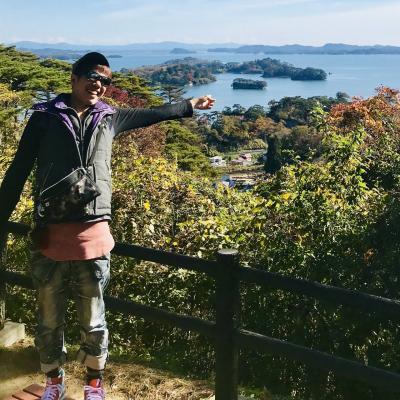 【2018.11】レンタカーで行く!7年ぶりの仙台グルメ&秋保温泉。あらたな魅力発見!
