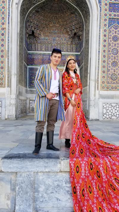 トルクメニスタン・ウズベキスタン 一人旅⑦(サマルカンド)