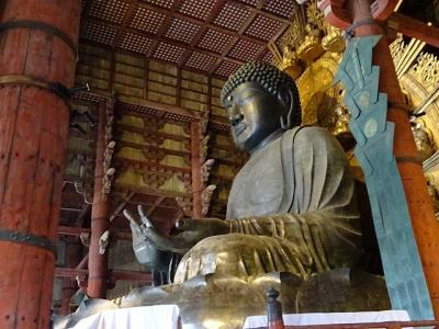 古都奈良と法隆寺 2018.12.9~10
