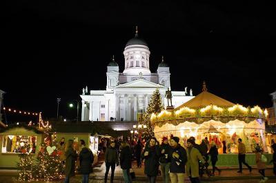 フィンランドひとり旅④『クリスマスマーケットと独立記念日のヘルシンキ 後編』