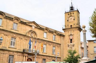 4.初めて名前を知った町、エクス・アン・プロバンス:イタリア、モナコ、フランス南部3カ国の旅