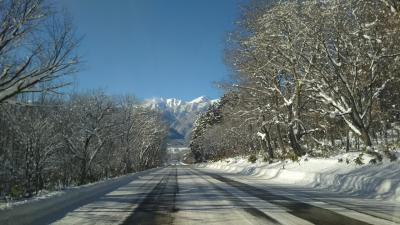 2018年12月 北海道帯広(一部富良野や苫小牧や千歳)
